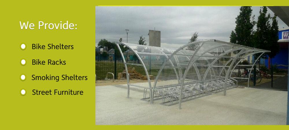 Bike Shelters Ireland Bike Shelter Bike Racks